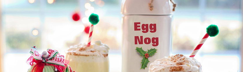 Can Dogs Drink Eggnog?